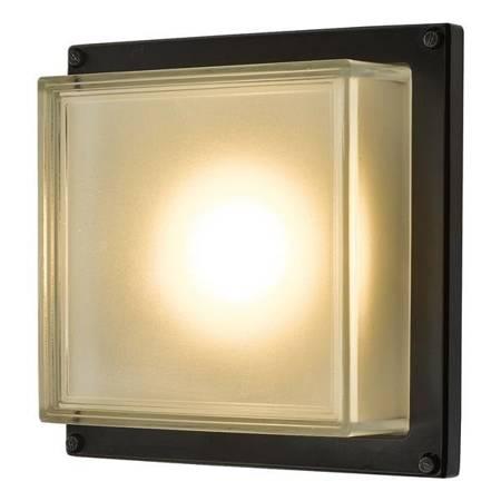 AQUILINA 1LT Matowa Kolor Czarny LED IP44