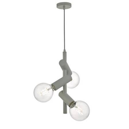 SION 3LT Lampa Sufitowa Kolor Szary