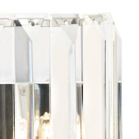 SKETCH 1LT Motyw Kryształowy Lampa Ścienna