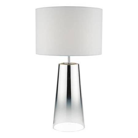 SMOKEY Lampa Stołowa Szkło