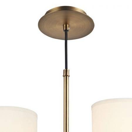 TYLER 5LT HEIGHT Lampa Sufitowa Brąz