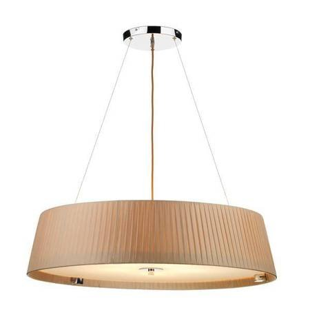 WHEEL 5LT SLIMLINE 800MM Lampa Sufitowa TAUPE
